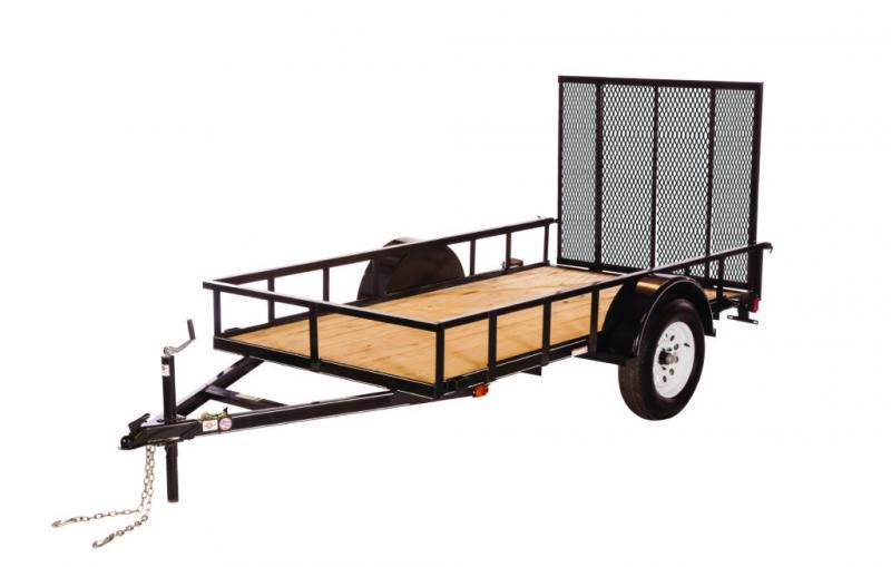 2020 Carry-On 5X10GW Utility Trailer