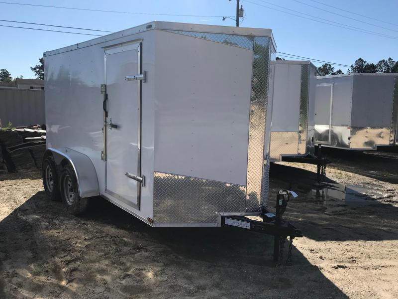 2019 6x12 Lark Victory VN TA Enclosed Cargo Trailer