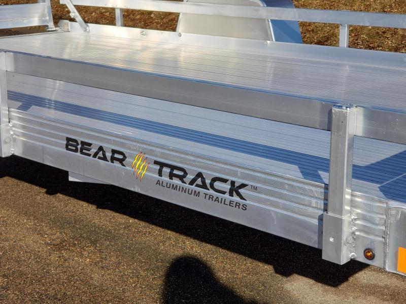"""2020 Bear Track 76"""" x 144"""" Utility Trailer"""