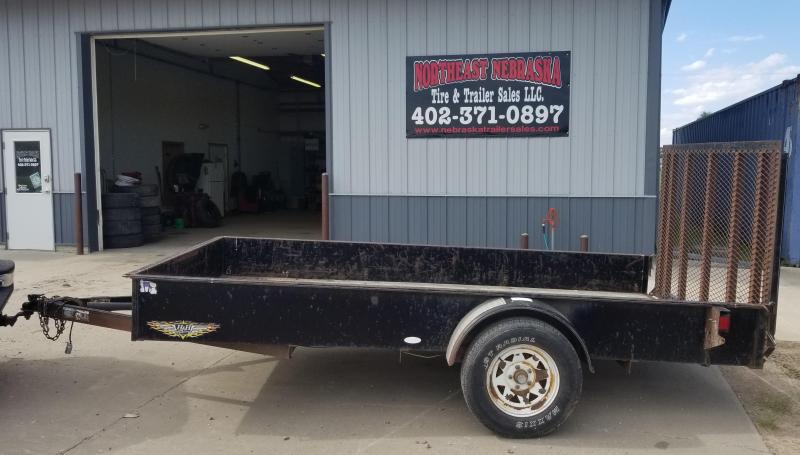 2004 H and H  6 x 12 Utility Trailer