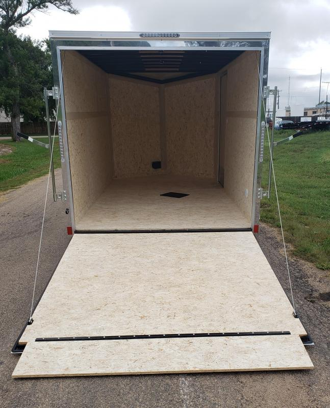 2020 Impact Trailers 7 x 12 Shockwave ITS Enclosed Cargo Trailer