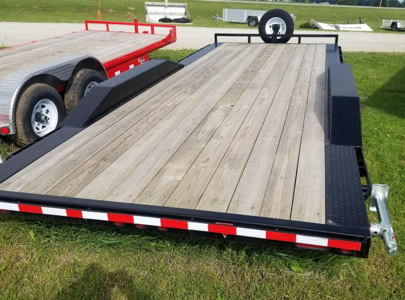 2019 PJ Trailers 20' x 5 in. Channel Buggy Hauler (B5) Car / Racing Trailer