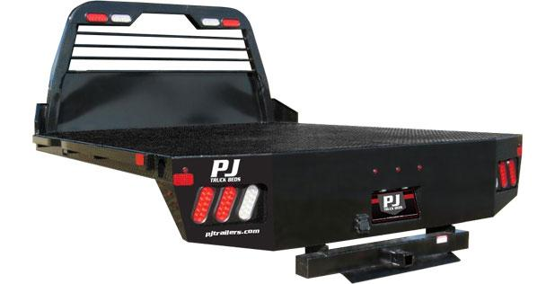 2020 PJ Trailers Standard Steel Truck Bed (GB) Truck Bed