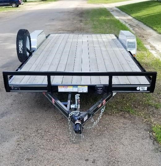 2019 PJ Trailers 20' x 4 in. Channel Carhauler (C4) Car / Racing Trailer