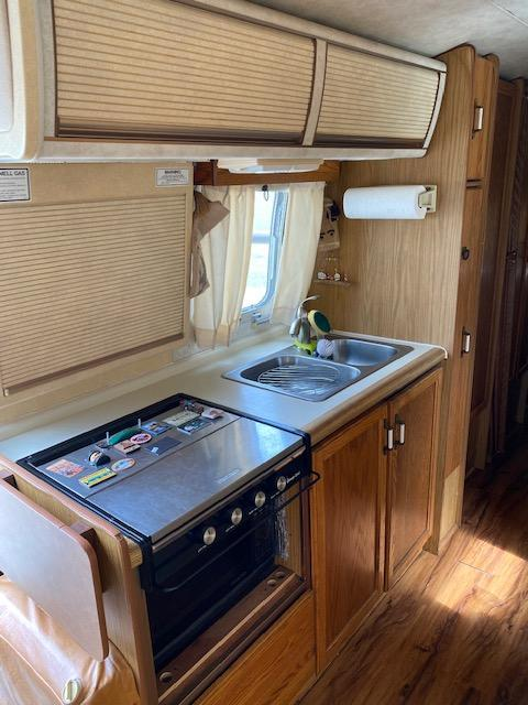 1985 Airstream Sovereign Travel Trailer