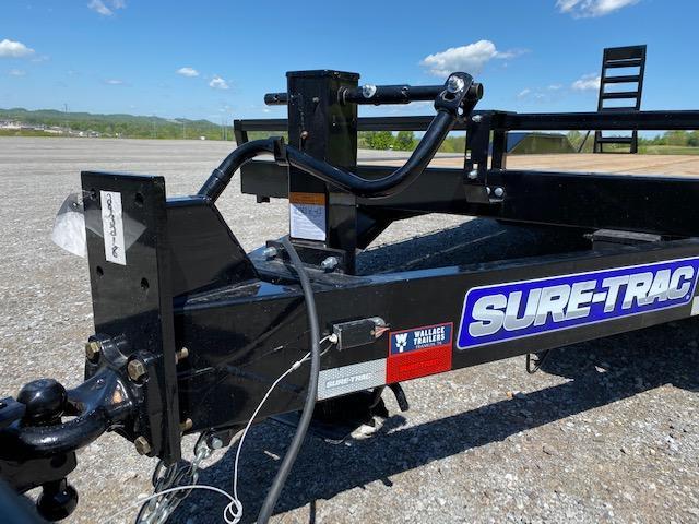 2020 Sure-Trac 8.5 X 20 16K  Drive Over Fender Equipment