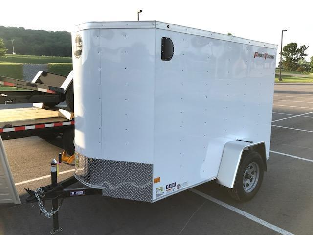 2019 Wells Cargo Road Force 5x8 Enclosed Cargo Trailer