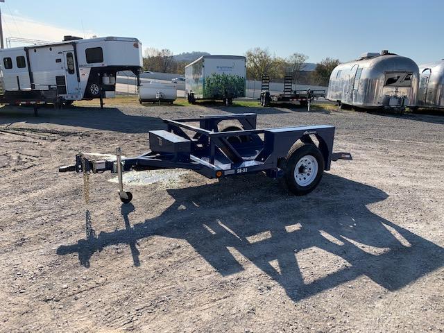 2020 Air Tow S8-32 Utility Trailer