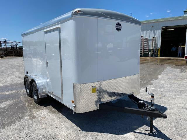 2020 Wells Cargo 7X14 Road Force Enclosed Cargo Trailer
