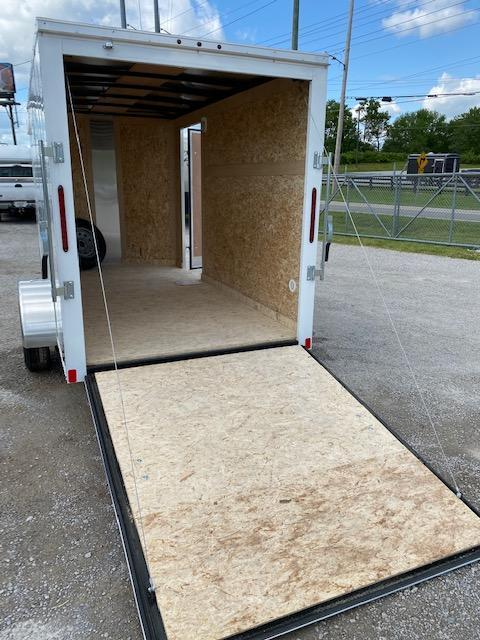2020 Haulmark 6x12 Single Axle Enclosed Cargo Trailer