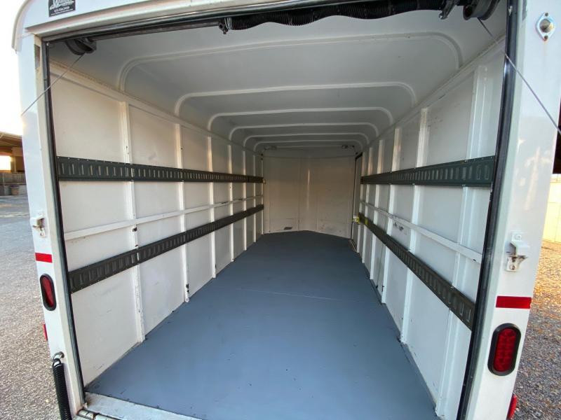 """2005 CM 6' 8"""" x 14' x 6' 6"""" Enclosed Trailer Enclosed Cargo Trailer"""