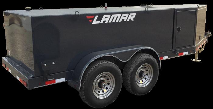 2020 Lamar Trailers Farm Boss 990 Fuel Trailer (K1)