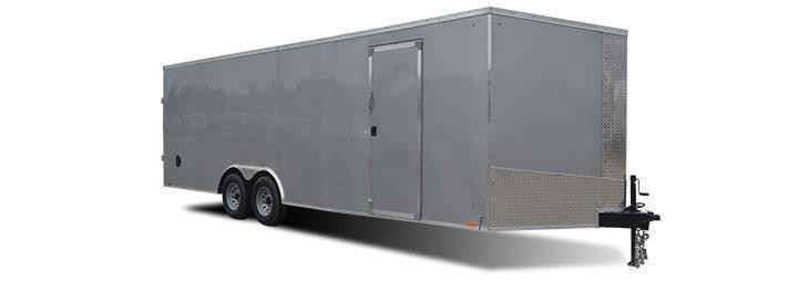 2019 Cargo Express 8.5' x 24ft Enclosed Cargo Trailer