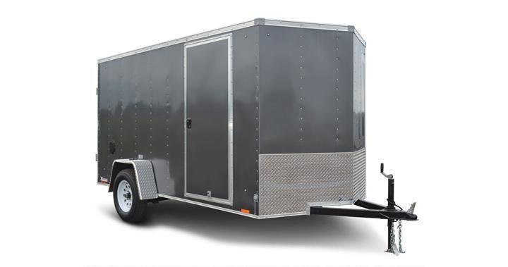 2020 Cargo Express XL Series 5' / 6' Enclosed Cargo Trailer