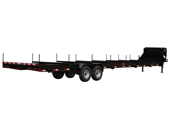 2020 Lamar Trailers Pipe Hauling Trailer (WP)