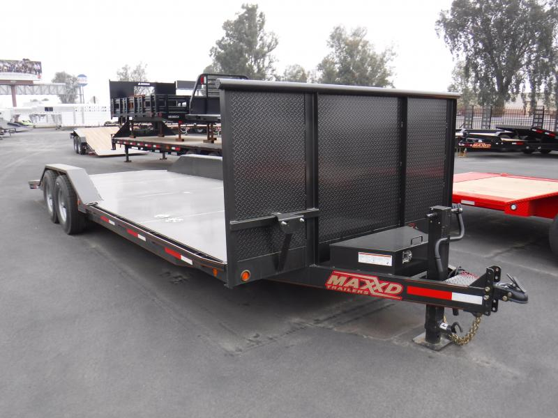 2018 MAXXD 6 CHANNEL BUGGY HAULER Car / Racing Trailer
