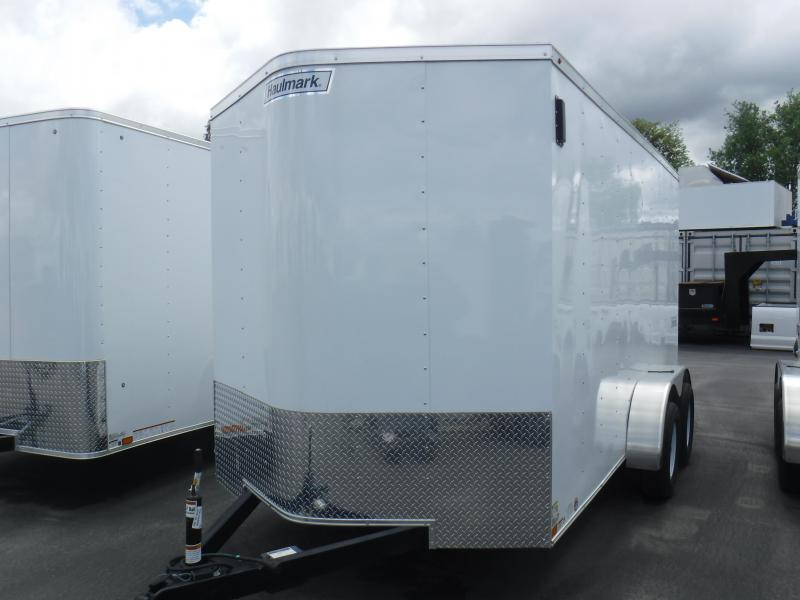 2019 Haulmark TSTV7X14WT2 Enclosed Cargo Trailer