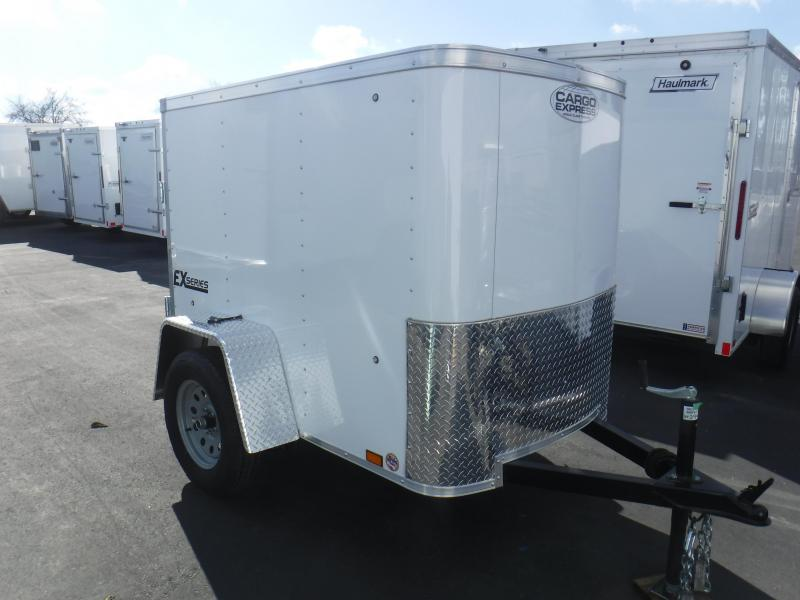 2019 Pace American EX5X8S12 Enclosed Cargo Trailer