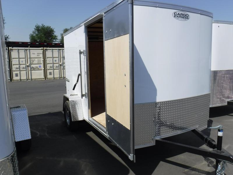 2019 Pace American EX5X10S12 Enclosed Cargo Trailer