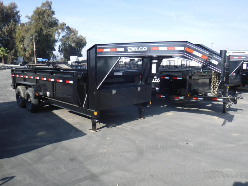 2020 Other 16X83 GOOSENECK DUMP Dump Trailer