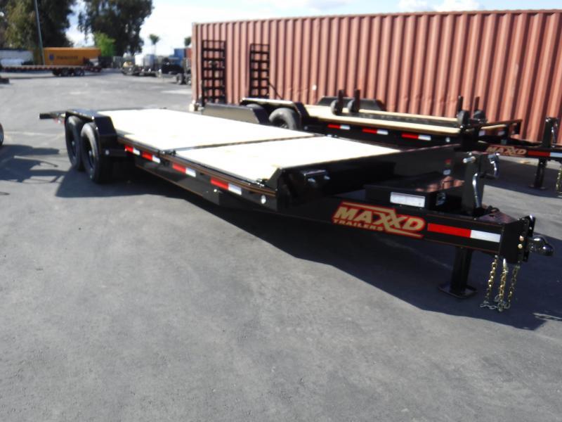 2020 MAXXD G8X8324 Equipment Trailer