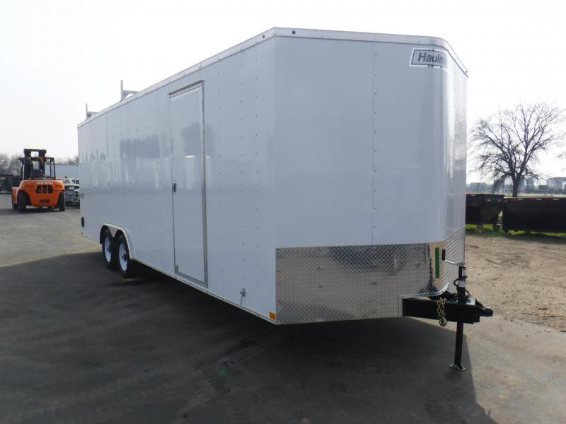2019 Haulmark TS8524T3 Enclosed Cargo Trailer