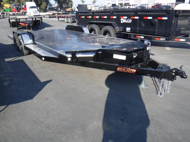 2020 MAXXD 7K CARHAULER Car / Racing Trailer