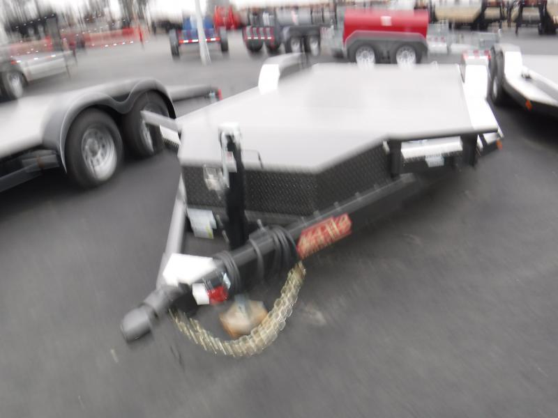 2018 MAXXD 5 TUBING CARHAULER Car / Racing Trailer