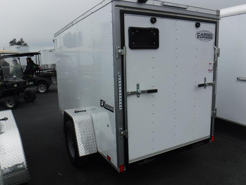 2019 Cargo Express EX5X10S12 Enclosed Cargo Trailer