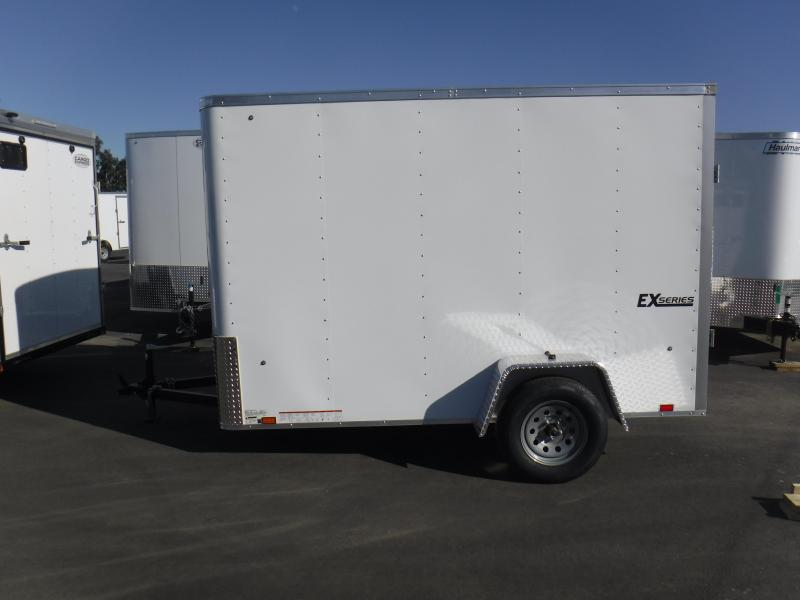 2021 Cargo Express EX6X10S12 Enclosed Cargo Trailer
