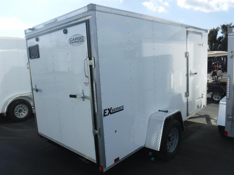 2019 Pace American EX6X12S12 Enclosed Cargo Trailer