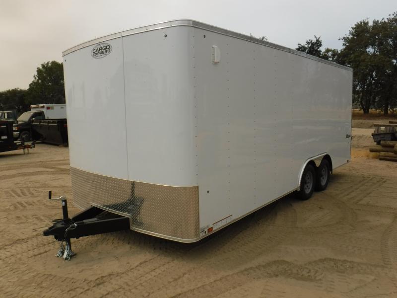 2019 Pace American EX85X24TE3 Enclosed Cargo Trailer