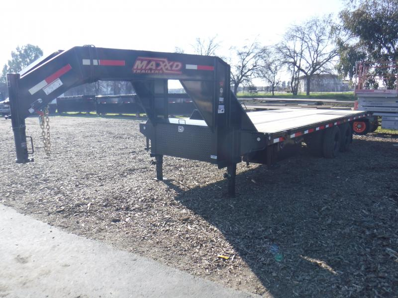 2020 MAXXD TANDEM DUAL TILT Equipment Trailer