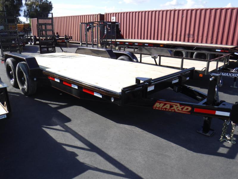 2020 MAXXD C6X8320 Equipment Trailer