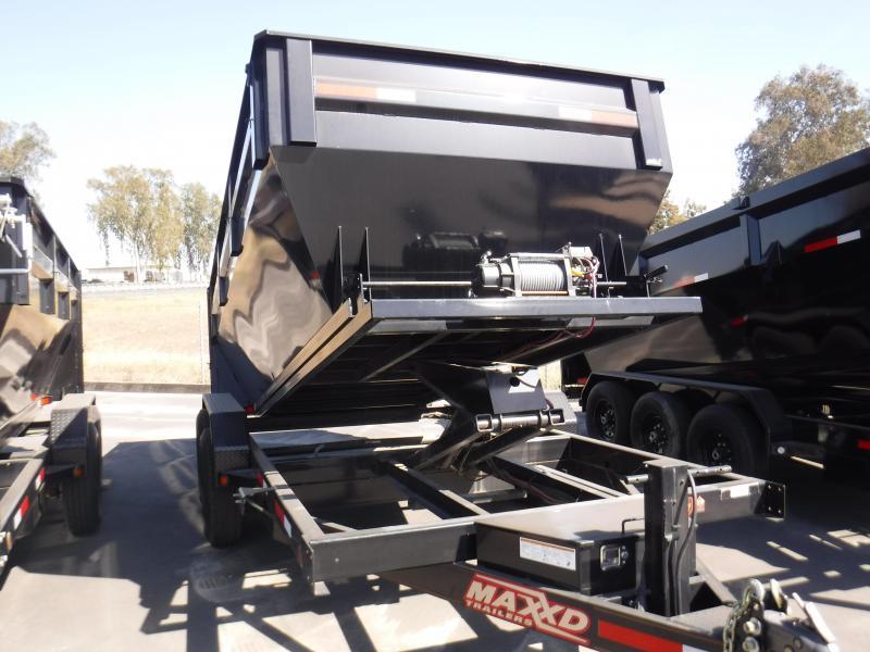 2020 MAXXD 14K ROLL-OFF DUMP Dump Trailer