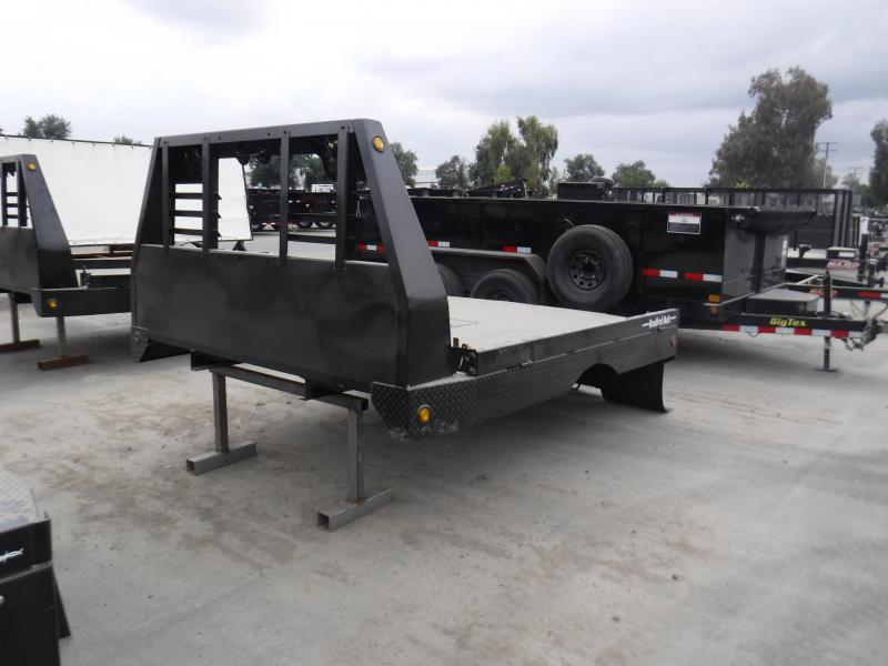 2018 Bradford Built MUSTANG Truck Bed