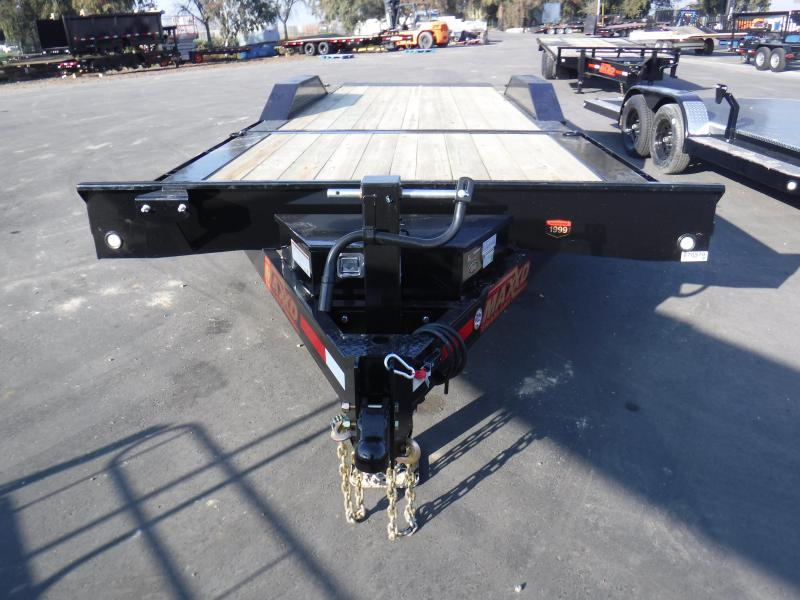 2020 MAXXD 14K GRAVITY TILT Equipment Trailer