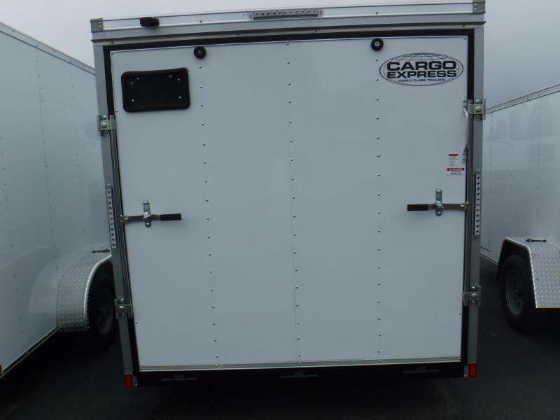 2019 Cargo Express EX7X14TE2 Equipment Trailer