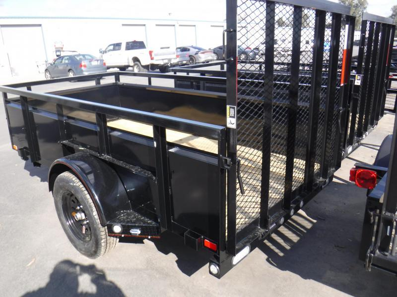 2019 MAXXD SINGLE AXLE UTILITY Utility Trailer