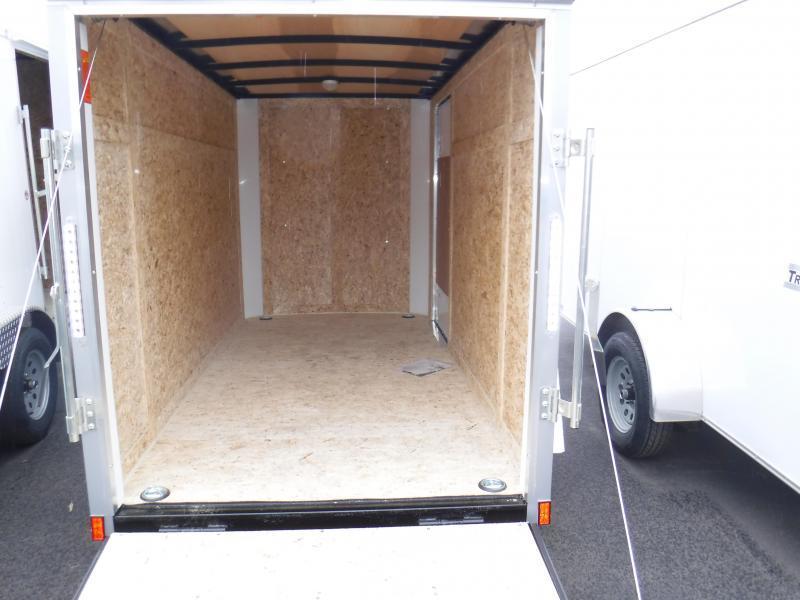 2019 Haulmark TS612S2 Enclosed Cargo Trailer