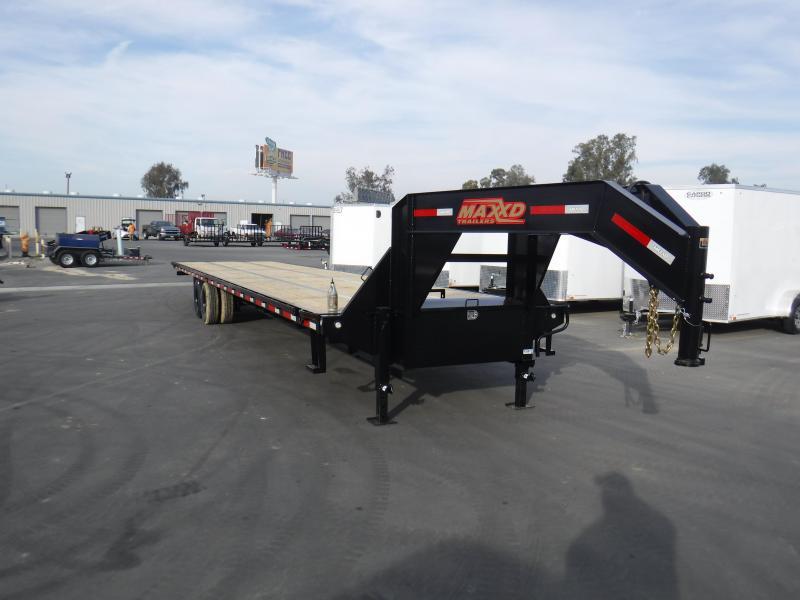 2020 MAXXD TDX10240 Equipment Trailer