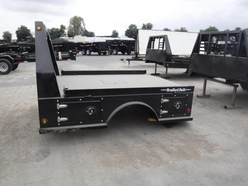 2017 Bradford Built TRUCK BED Truck Bed