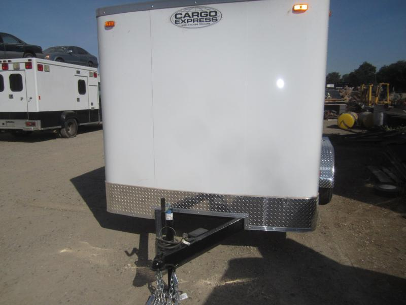 2018 Cargo Express 7X12 Enclosed Cargo Trailer