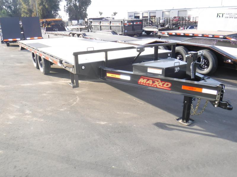 2020 MAXXD DOX10220 Equipment Trailer
