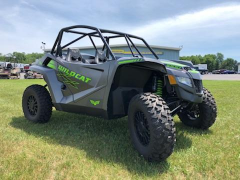2018 Arctic Cat Off-Road Wildcat XX