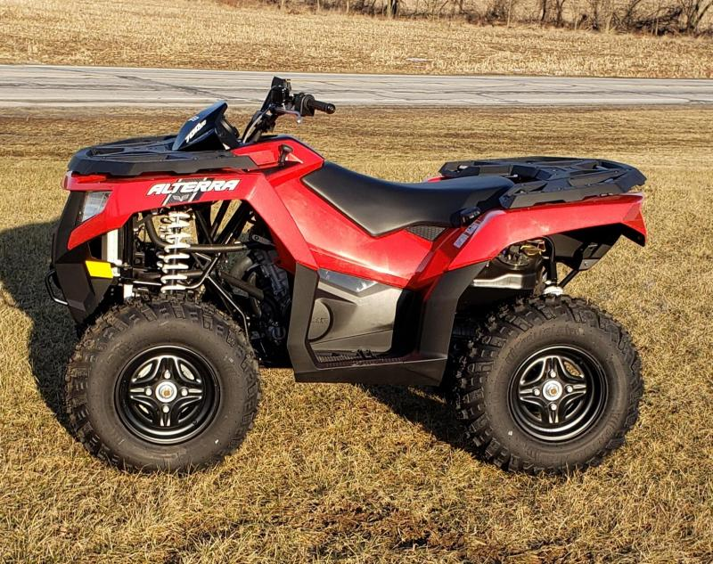 2018 Arctic Cat Off-Road Alterra 700 ATV