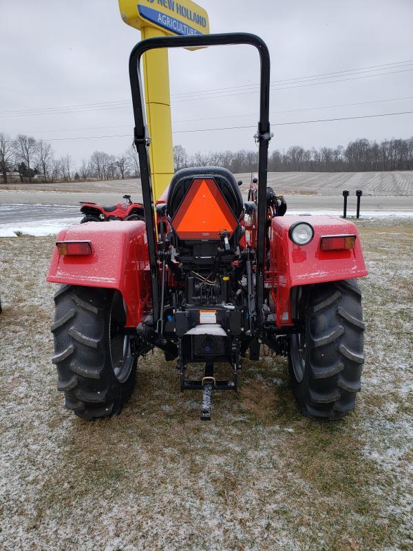 2020 Mahindra 4540 4WD Tractor W/Loader