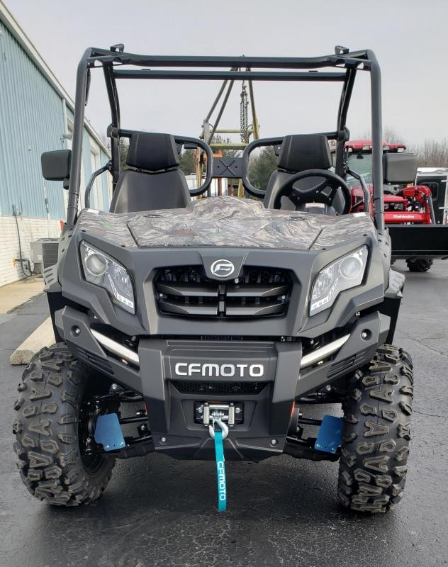 2020 CF Moto U Force 800 Utility Side-by-Side (UTV)