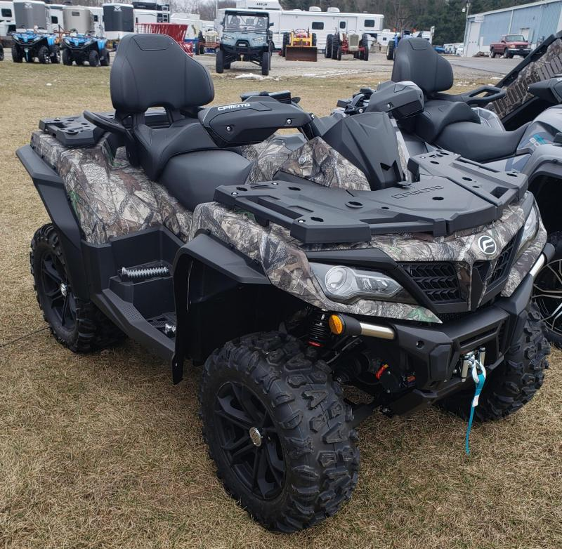 2020 CF Moto C Force C800 XC ATV