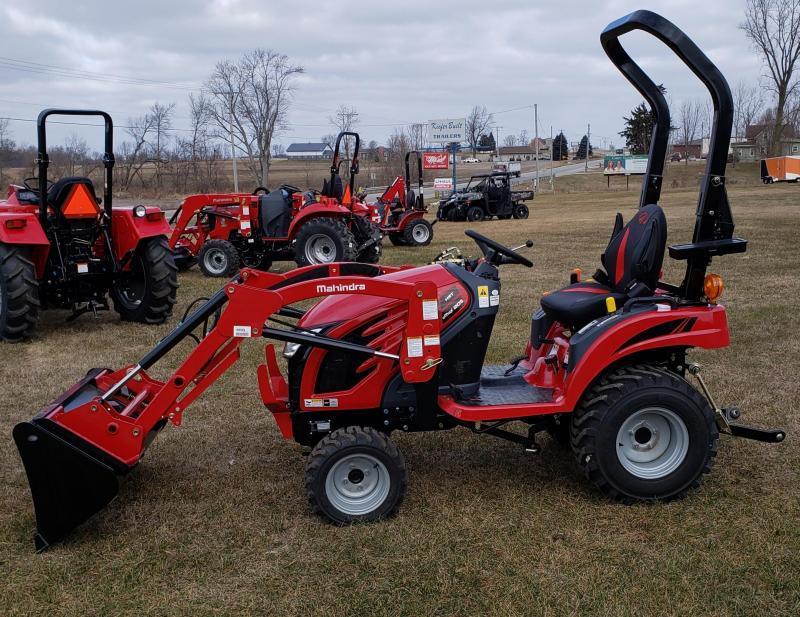 2020 Mahindra eMax20S Tractor W/ Loader